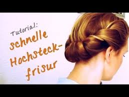 Hochsteckfrisuren Einfach Lange Haare by Tutorial Schnelle Hochsteckfrisur I Whiletogethertalking