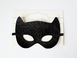 batgirl mask template
