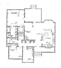 ranch homes floor plans cedar crest ranch home plans