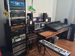 Home Studio Mixing Desk by Show Off Your Studio Weekly Roundup 16