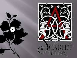 the scarlet letter stylistics