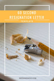 How To Properly Write A Letter Of Resignation Best 20 Professional Resignation Letter Ideas On Pinterest Job