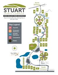 Aurora Map Field Map Stuart Sports Complex
