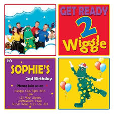113 best wiggles party images on pinterest wiggles birthday