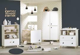 sauthon chambre sauthon chambre de bébé 3 pièces avec armoire 2 portes oslo dreambaby