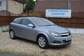 2009 vauxhall astra 1 6 16v sport manual low miles