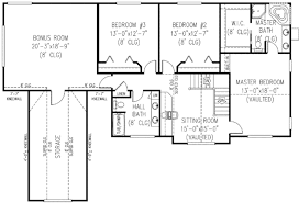 farmhouse house plan farmhouse style house plan 4 beds 2 50 baths 2579 sq ft plan 11 123