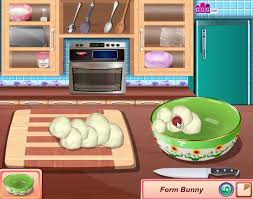 Ggg Com Room Makeover Games - sweet bunny bread sara u0027s cooking class a free game on