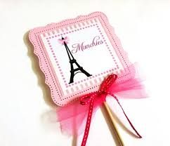 paris party centerpieces decoration with parisian eiffel tower