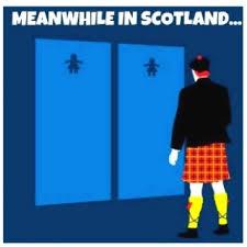 breaking gnus scotland solves the transgender bathroom crisis