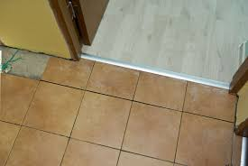 Floor Transition Ideas Transition From Tile To Laminate Howtospecialist How To Build