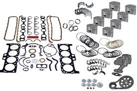 Ford F250 Truck Engines - ford 460 7 5 truck 88 92 engine rebuild kit e250 titan engines