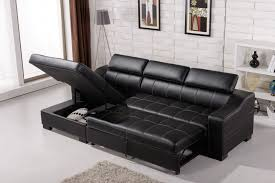 Sectional Sofa Bed With Storage Sleeper Sofa With Chaise And Storage And Sectional Sofa Set With