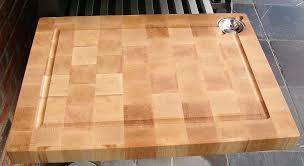 billot cuisine bois billot de cuisine en bois de bout à encastrer