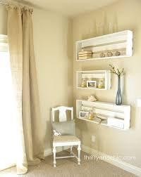 Crates For Bookshelves - beautiful diy shelving made easy