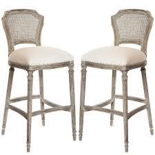 bar stools vintage rattan bar stools cane back swivel bar stool