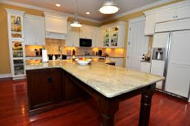 shaped kitchen islands a t shaped island is for entertaining guests tasty