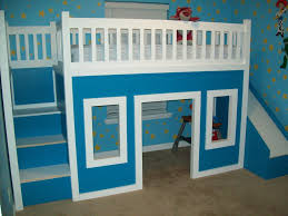 full size loft bed with stairs for adultsfull size loft bed with