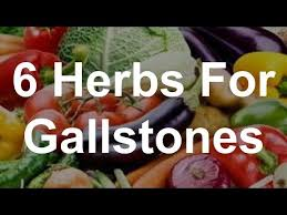 6 herbs for gallstones foods that help gallstones youtube
