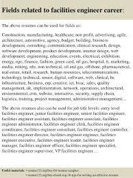 Sample Resume Engineer by Facility Engineer Sample Resume Haadyaooverbayresort Com
