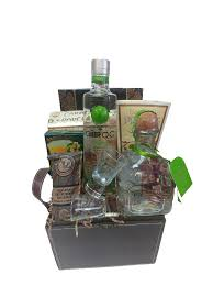liquor gift baskets give me the green light liquor gift basket by pompei baskets