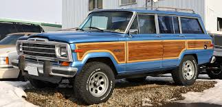 1988 jeep wagoneer jeep wagoneer information and photos momentcar