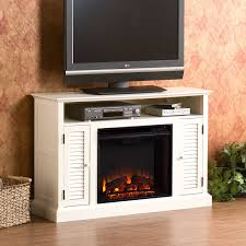antique white tv cabinet tv stand with electric fireplace electric fireplace tv stand costco
