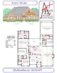 traditional house plans one story house plan 2915 160 stone traditional front elevation 2915