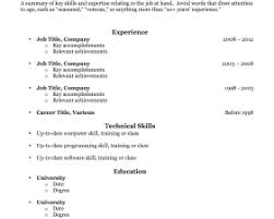 Targeted Resume Sample by What Is The Best Definition Of A Targeted Resume Resume For Your