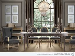 vintage dining room table 15 awesomely adorned vintage dining rooms home design lover vintage