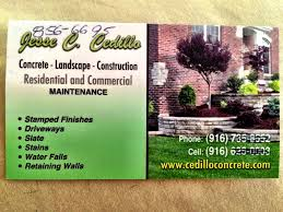 concrete business cards business card yelp