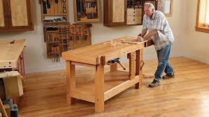 Building Woodworking Bench Workbenches Finewoodworking