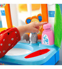 fisher price let s get ready sink fisher price laugh learn let s get ready sink