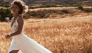 boho chic and romantic wedding dresses lillian west