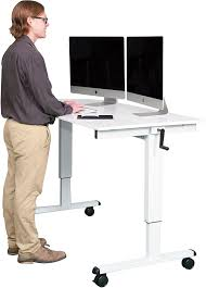 Standing Desk Posture by Amazon Com 60