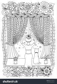 549 best coloriage zen images on pinterest coloring books