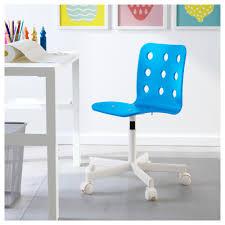 Adjustable Height Desk Chair by Jules Children U0027s Desk Chair Blue White Ikea