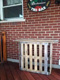 Pallet Furniture Outdoor Bar My Pallet Tiki Bar Crafty Pinterest Tiki Bars Pallets