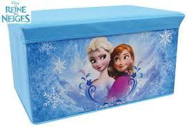deco chambre reine des neiges reine des neiges banc de rangement pliable déco chambre reine