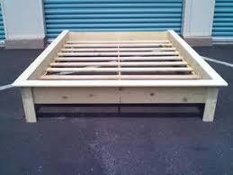 European Bed Frames Customize It Hawaii Platform Beds The Aloha Boy