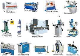shaw machinery web site