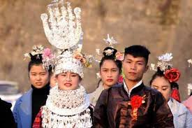 mariage traditionnel chine mariage traditionnel de l ethnie miao news cn