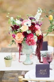 wedding flowers fall rustic woodland wedding ideas flowers fall wedding centerpiece