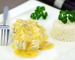 cuisiner poisson surgelé recette sauce vin blanc pour poisson facile rapide