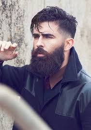 hairstyles that go with beards coolest hairstyles with full beards 2016 men s hairstyles and
