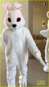 kanye west u0026 tyga dressed as bunnies for easter celebration