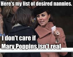 Kate Middleton Meme - mary poppins and kate middleton two of my favorite people both