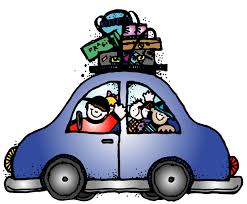 green car road trip clipart cliparts and others art inspiration