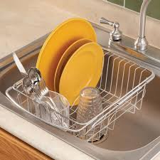 over the sink dish drying rack inside sink dish drainer home decorating ideas interior design