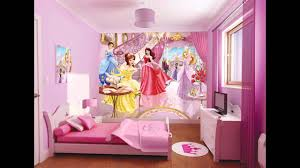 good wallpaper for baby girls room decorating ideas youtube
